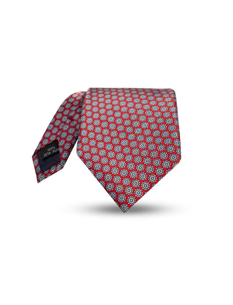 Cravatta classica in seta